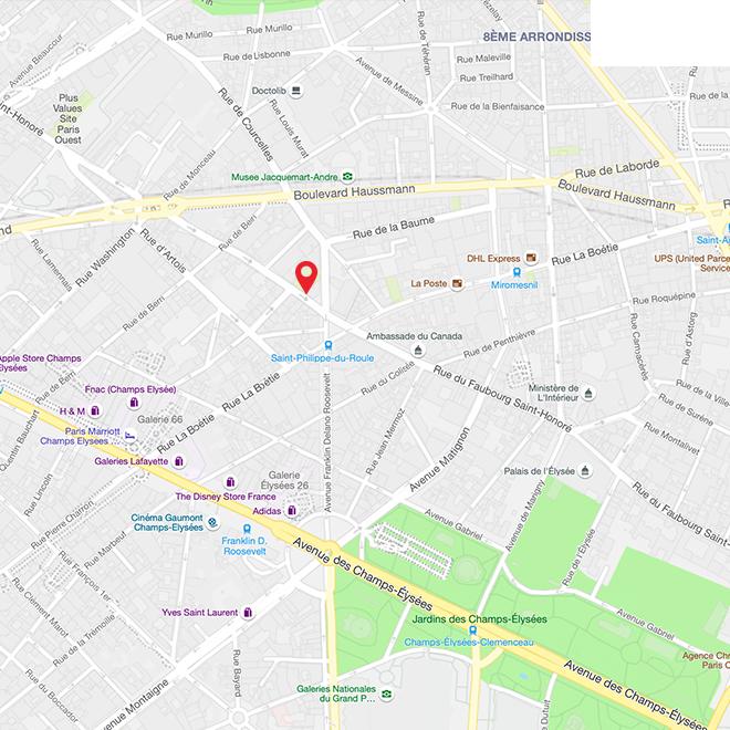 DTMV Google Map